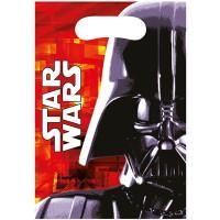 6 Partybeutel Star Wars