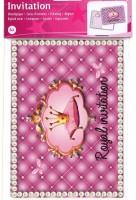 Einladungskarten Prinzessin