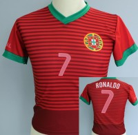 Fussballtrikot Portugal Grösse 110