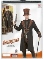 Steampunk Mann XL
