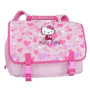 Hello Kitty Schultasche Heart 38cm