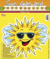Girlande Sonne