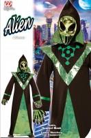 Kinderkostüm Alien 8 bis 10 Jahre