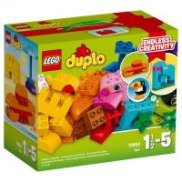LEGO DUPLO Kreativ-Bauset Tierwelt