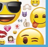 Servietten Emoji