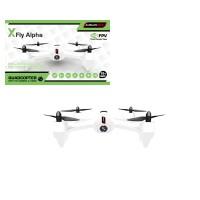 Infiniti RC XFLY ALPHA Drohne 15cm 2.4G WIFI FPV