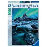 RAVENSBURGER Puzzle Stetind in Norwegen