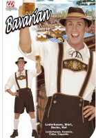 Latzhose Bayern XL