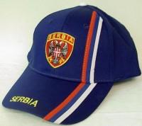 Baseball Cap Serbien