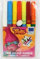 Trolls Fasermaler Set