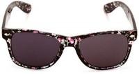 Modische Sonnenbrille Blumen S44C