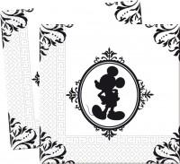 Partyservietten Mickey Maus
