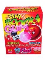 Fini Boom Gum Erdbeer 5g x 200