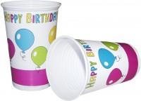 Partybecher Happy Birthday