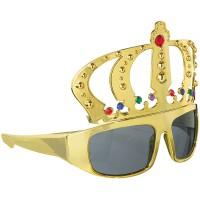 Fun-Shade Brille Gold King