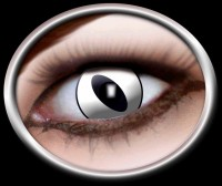 Kontaktlinse Schräger Comic