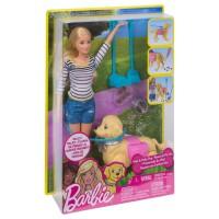 BARBIE Barbie Hundespaziergang