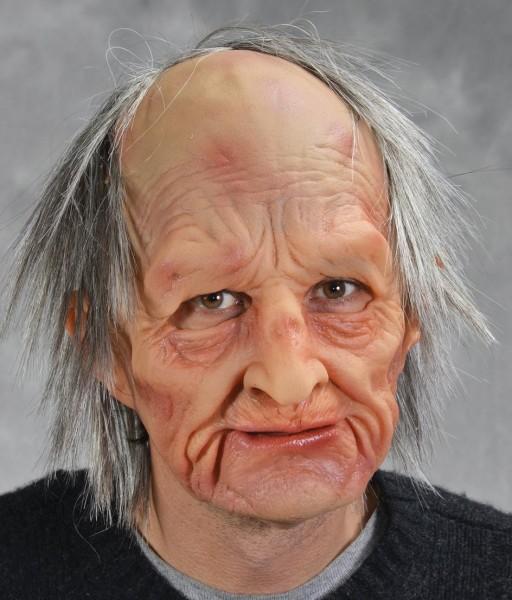 Maske alter Mann