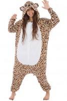 Leoparden Kostüm M