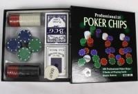 Poker Set, 100 Poker Chips