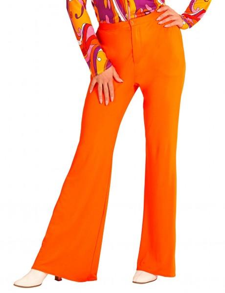 Orange Groovy Damenhose L/XL