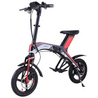 VMAX VMAX Easy Scooter T20 schwarz/rot