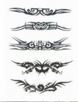 Aribrush Tattoo Tribal lang