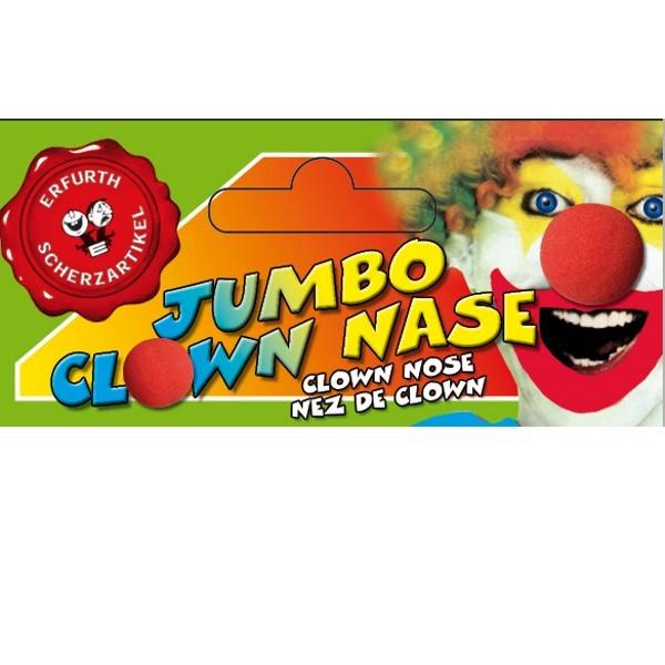Clownnase XXL Ø 8cm