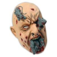 ZOELIBAT Maske mit Ratten im Mund