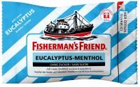 Fisherman's Friend Eucalyptus-Menthol 25g x 24