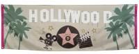 """Banner """"Hollywood"""""""