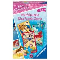 RAVENSBURGER Würfelpuzzle Disney Princess
