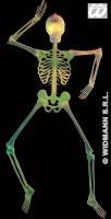 leuchtendes Skelett