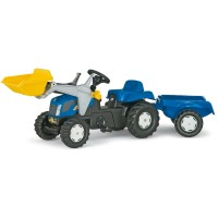 Rolly Toys rollyKid New Holland mit Lader