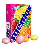 Mentos Fruit XXL 64g Box x 9