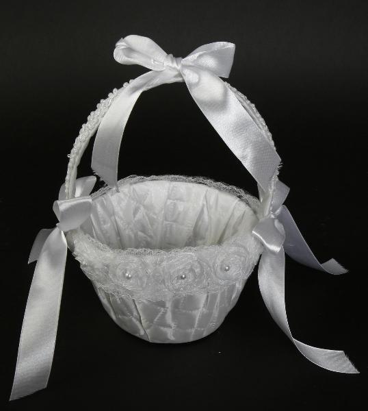 Hochzeitskorb mit Henkel