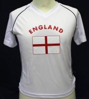 T-Shirt England (Kindergrösse) 122cm
