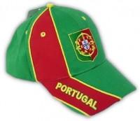 Baseballcap Portugal