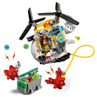 LEGO DC SUPER GIRLS Bumblebees Hubschrauber