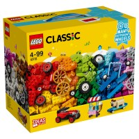 LEGO CLASSIC Kreativ-Bauset Fahrzeuge