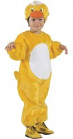 Costume canard 110/116cm