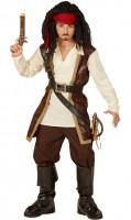 Kinderkostüm Pirat 128cm