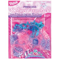 Amscan Party-Set 48tlg. Prinzessin
