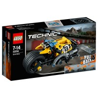LEGO TECHNIC Stunt-Motorrad
