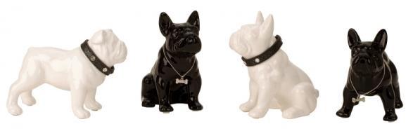 Keramik Dekohund