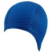 Damen-Schwimmhaube blau