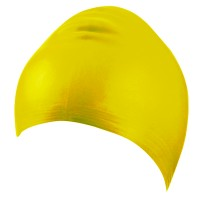 Beco Latex-Schwimmhaube gelb