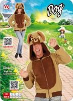Kostümjacke Hund L/XL
