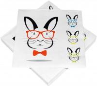 Mr. Rabbit Servietten