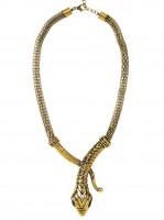 Ägyptisches Schlangen-Amulett